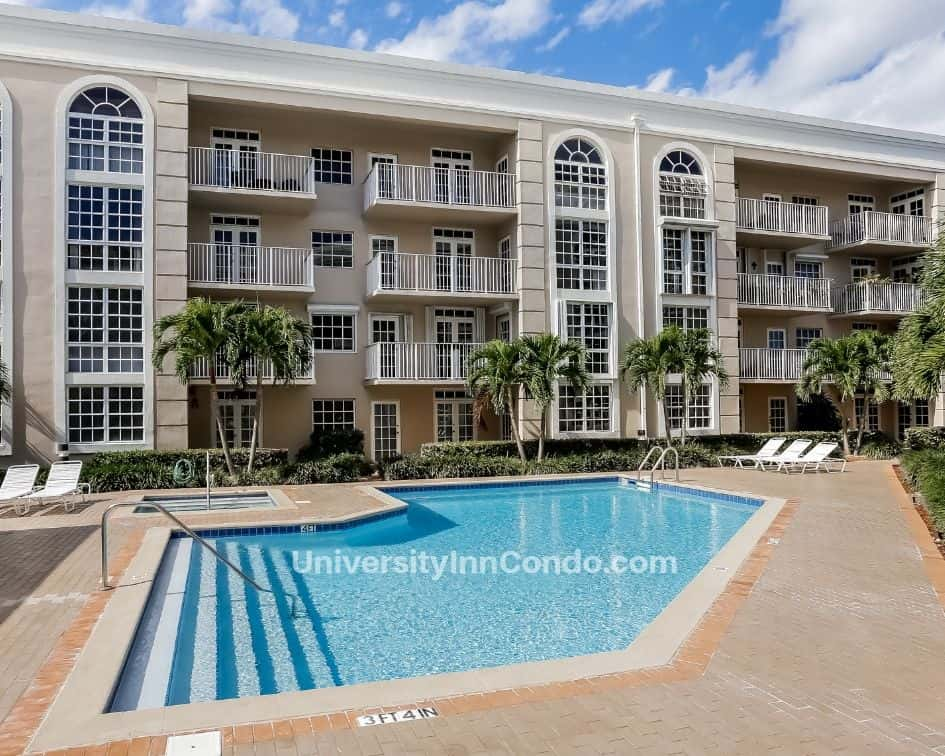 University Inn Condominium Image - 16